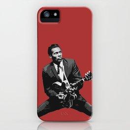 Chuck B. Goode iPhone Case