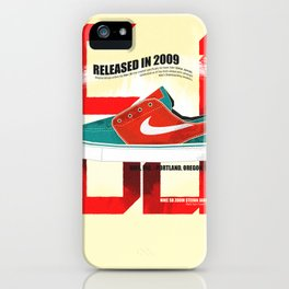 SB Stefan Janoski iPhone Case