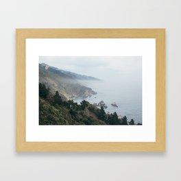 Fog II Framed Art Print