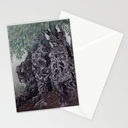 The Grandfather Stationery Cards