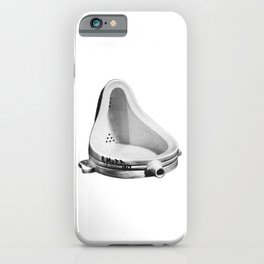 fontaine iPhone Case