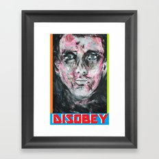 Renegade by Richard Schemmerer Framed Art Print
