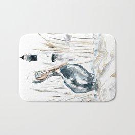 Tybee Island Pelican Bath Mat