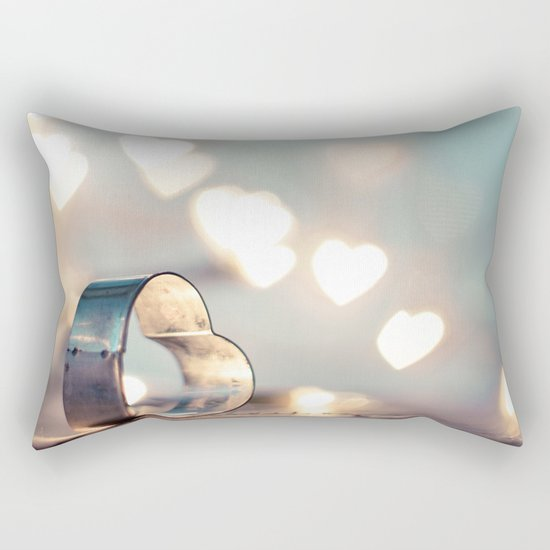 Love Spell Rectangular Pillow