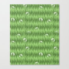 Grassy Canvas Print