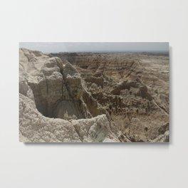 Badlands 1 Metal Print