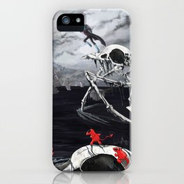 Conquer iPhone Case
