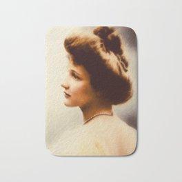 Nancy Astor Bath Mat