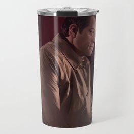 Castiel. Season 12 Travel Mug