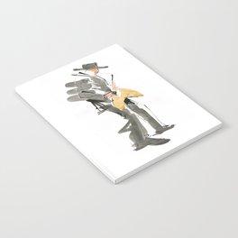 Musician Jazz Saxophone Notebook
