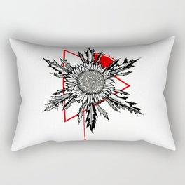 Eguzkilore Rectangular Pillow