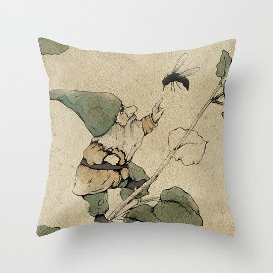 Fable #5 Throw Pillow