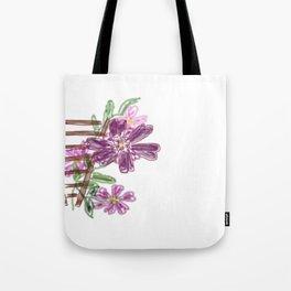 Sommer Rosen Tote Bag