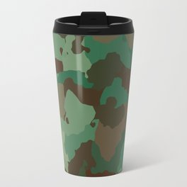 Forest camo Travel Mug