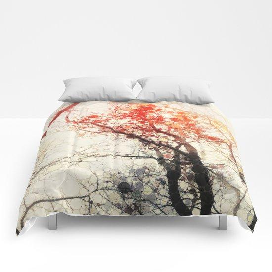Winter Solstice Comforters
