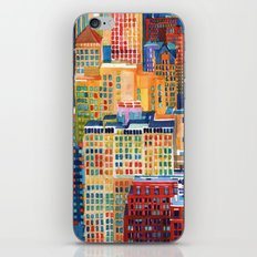 New York buildings iPhone & iPod Skin