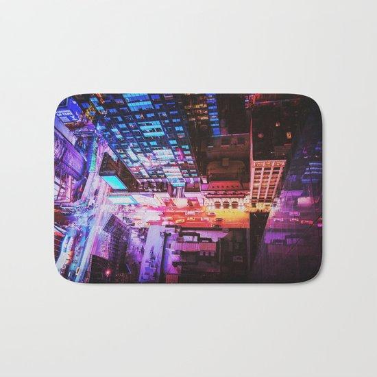 New York City Blade Runner Bath Mat