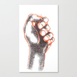 hand VI Canvas Print