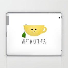 What A Cute-tea Laptop & iPad Skin