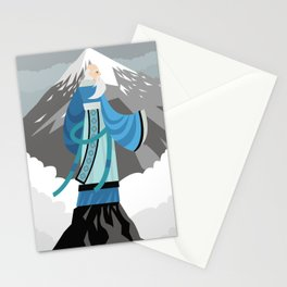 great asian chinese thinker philosopher Stationery Cards