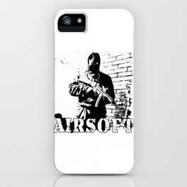 For Airsoft Enthusiasts iPhone Case