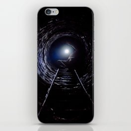 On y va ! // Let's Go! iPhone Skin