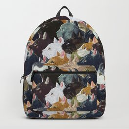 Never ending cats Backpack