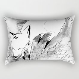 minima - deco fox Rectangular Pillow