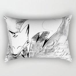 minima - deco fox Rectangular Pillow