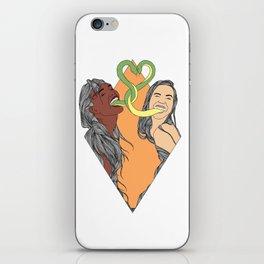Besties iPhone Skin