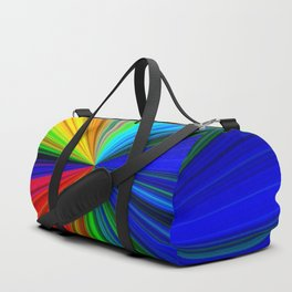 Spectrum - Fractal Art Duffle Bag