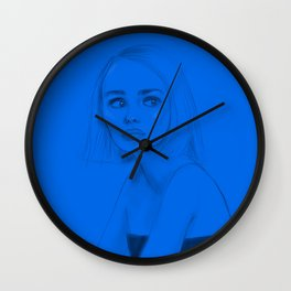 Lily-Rose  Wall Clock