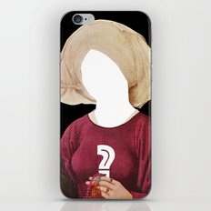 Another Classic Protrait Disaster · The Unknown 1 iPhone & iPod Skin