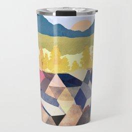 Fall Afternoon Light Travel Mug