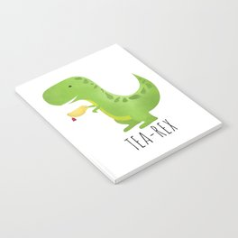 Tea-Rex Notebook