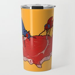 Two Party System Travel Mug