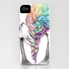 Braid iPhone (4, 4s) Slim Case