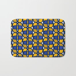 Rounded cube Bath Mat