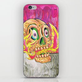 Spooky Spooky iPhone Skin