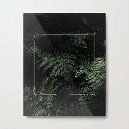 Soft Highlights Metal Print