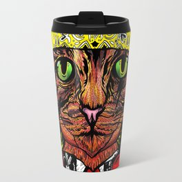 Thai Cat Travel Mug
