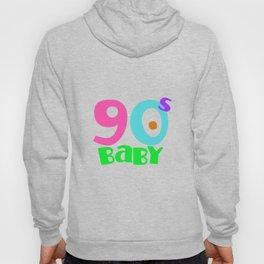 90s baby Hoody