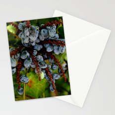 grape tree Stationery Cards
