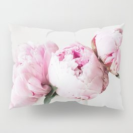 Peonies in a Vase Pillow Sham