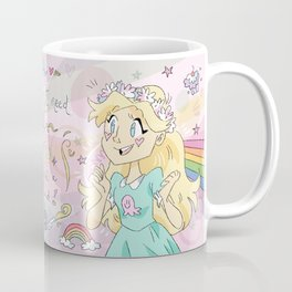 Star Vs the Forces of Evil Coffee Mug
