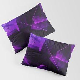 Vanquish - Geometric Abstract Art Pillow Sham