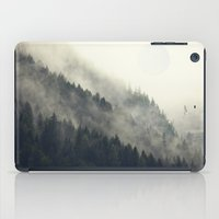 ewok iPad Cases featuring Forest Moon by Gallery 94