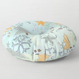Spruce Floor Pillow