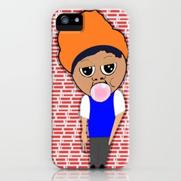 Don't Burst my Bubble iPhone Case