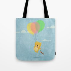I can fly! Tote Bag